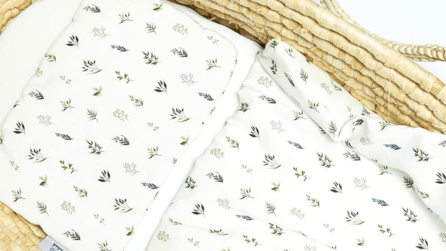 Pościel bambusowa nowość na polskim rynku produktów dla dzieci